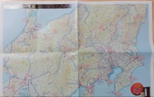 関東一之宮マップ