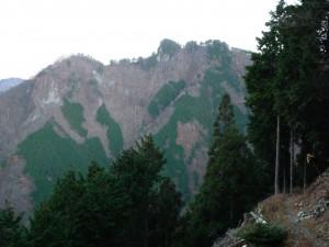 三峯神社 絶景