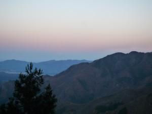 三峯神社 景色