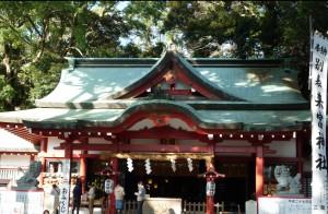 来宮神社 社殿