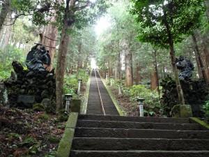 最乗寺 階段