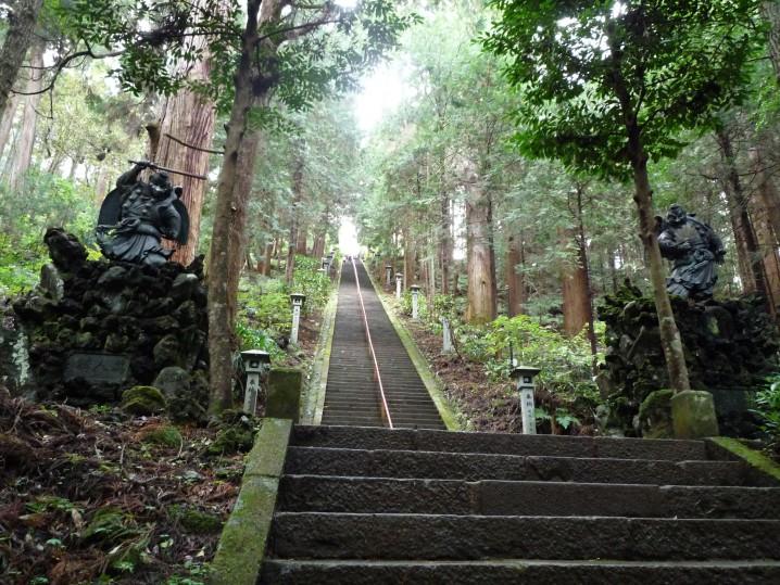天狗のお寺~大雄山最乗寺続々編...