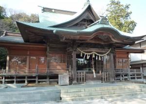 師岡熊野神社 本殿