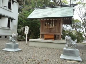 安房神社 琴平社