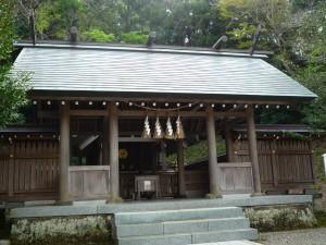 安房神社 下の宮