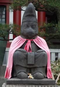日枝神社 神猿右
