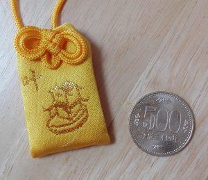 東叶神社 銭洗い守り