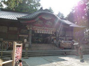 北口本宮冨士浅間神社 社殿