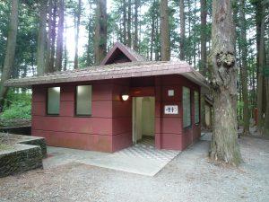 北口本宮冨士浅間神社 トイレ