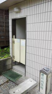 玉前神社 トイレ