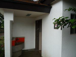 氷川女体神社 トイレ