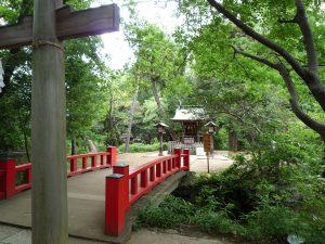 氷川神社 宗像神社