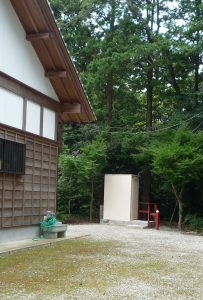 麻賀多神社(船形) トイレ