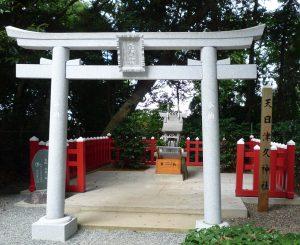 麻賀多神社(台方) 天日津久神社