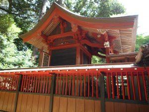 麻賀多神社(台方) 本殿