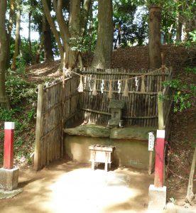 麻賀多神社(船形) 古墳