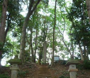 麻賀多神社 古墳