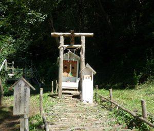 思金神社 水神社