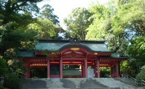 香取神宮 総門