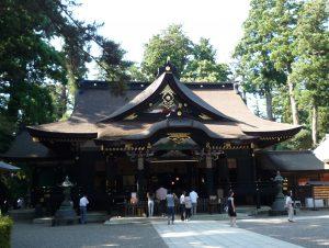 香取神宮 社殿