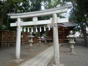 大国魂神社 宮乃咩神社