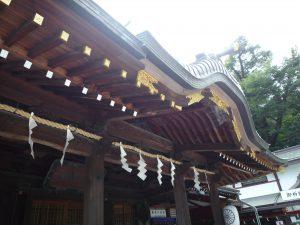 大国魂神社 拝殿